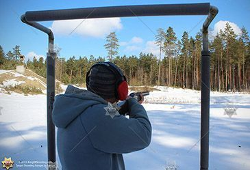 King of Shooting - Brno Clay Pigeon - Clay pigeon winter