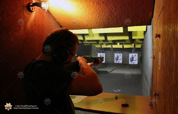 King of shooting prague shooting range bullet point