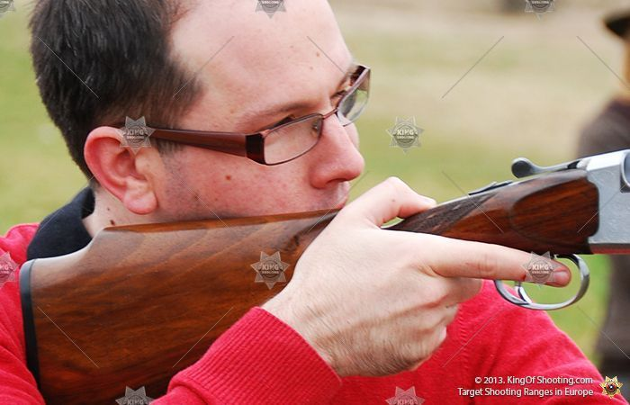 King of shooting riga clay pigeon big deal