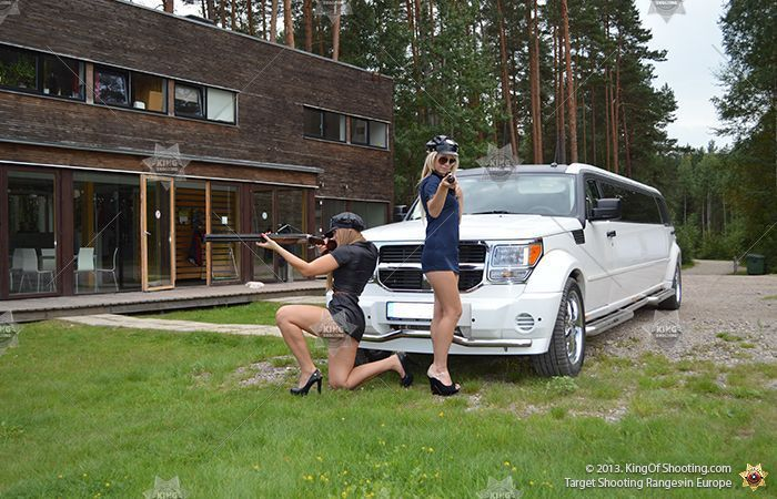 King of shooting riga clay pigeon sexy girls in riga with you