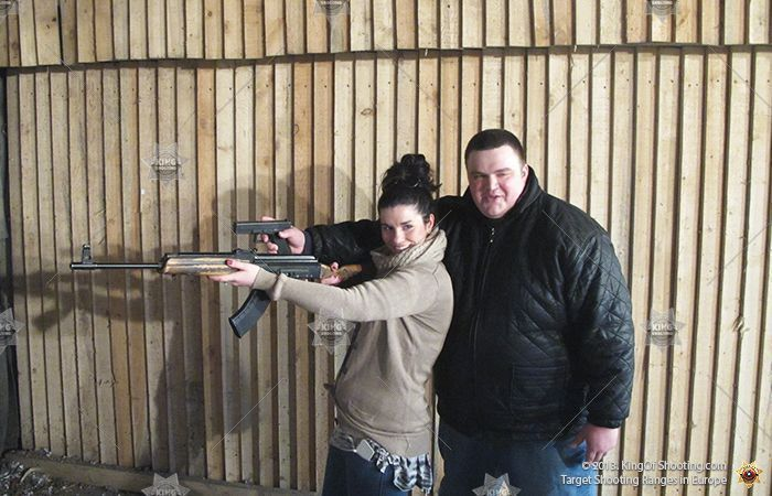 King of shooting riga shooting range bonnie and clyde