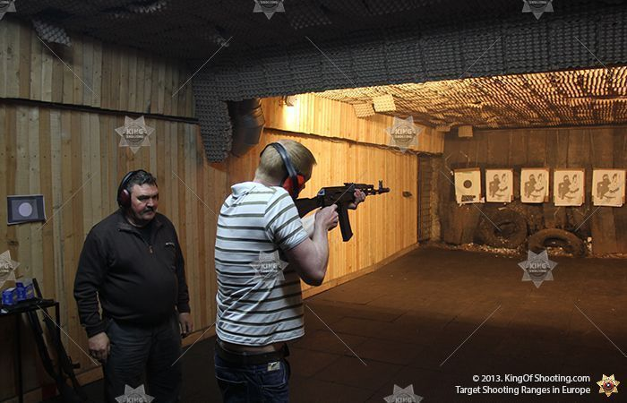 King of shooting riga shooting range don t miss