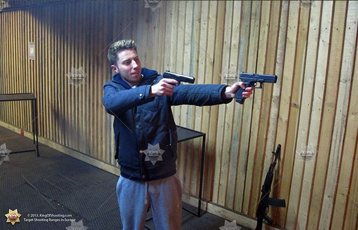 King of shooting riga shooting range double trouble