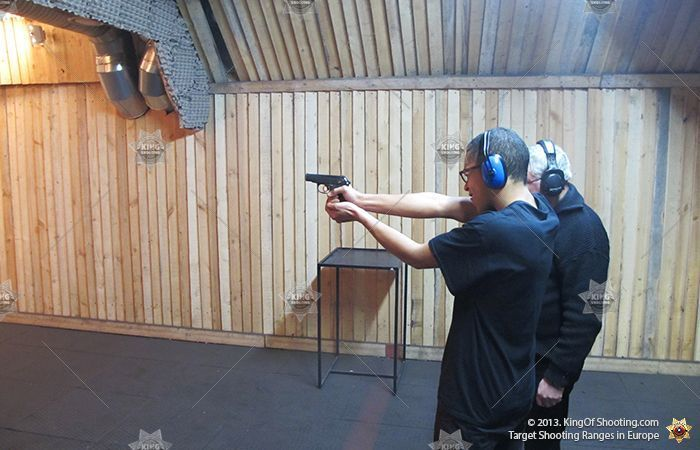 King of shooting riga shooting range great base