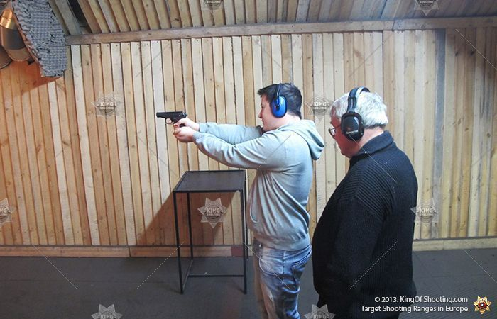 King of shooting riga shooting range nice try