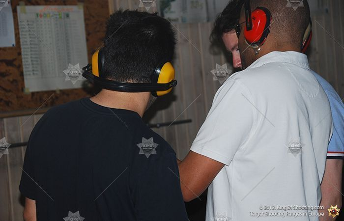 King of shooting riga shooting range shooting communications