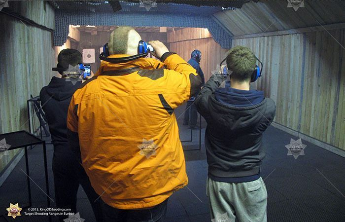 King of shooting riga shooting range stalkers