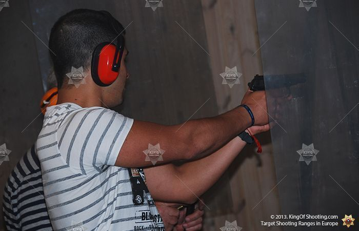 King of shooting riga shooting range training