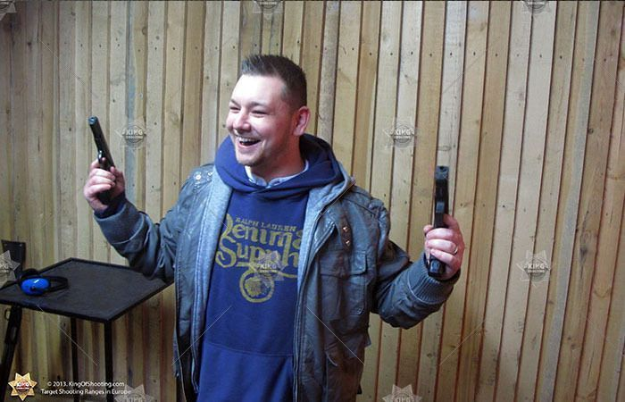 King of shooting riga shooting range what are you laughing at