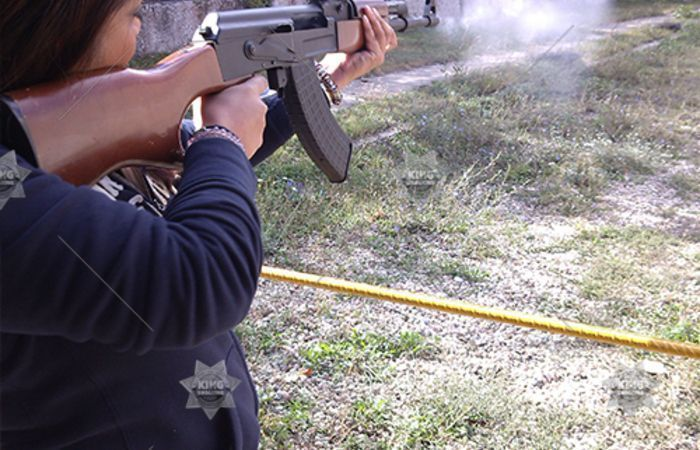 King of shooting sofia shooting range boom