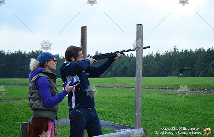 King of shooting tallinn clay pigeon have fun with us