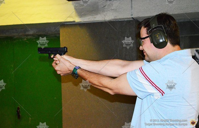 King of shooting tallinn shooting range aim