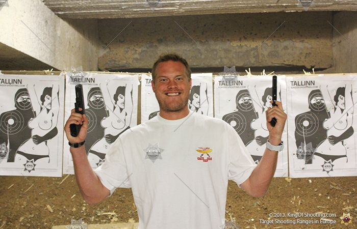King of shooting tallinn shooting range king of shooting