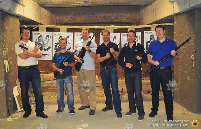 King of shooting tallinn shooting range shooting army