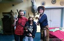 Gdansk Stag Do - Cowboy
