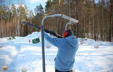 King of Shooting - Brno Clay Pigeon - Shoot those dirty birds