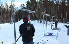 King of Shooting - Brno Clay Pigeon - Team work