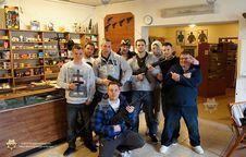 King of Shooting - Brno Shooting Range - Our happy shooters