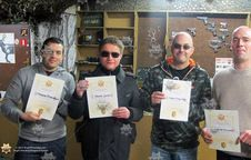 King of Shooting - Brno Shooting Range - Our Happy Soldiers