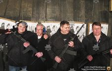 King of Shooting - Budapest Shooting Range - Real men