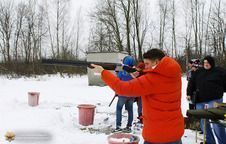 King of Shooting - Krakow Clay Pigeon - Big T is always behind your back :)