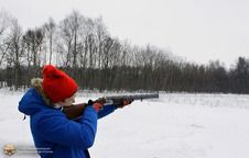 King of Shooting - Krakow Clay Pigeon - Red Cap :)