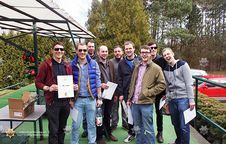 King of Shooting - Prague Clay Pigeon - Super crew