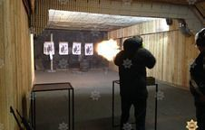 King of Shooting Riga