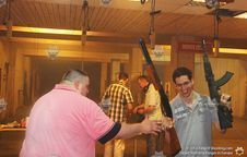 King of Shooting - Riga Shooting Range - Gimme those!