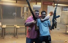 King of Shooting - Riga Shooting Range - Hostage