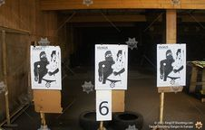 King of Shooting - Riga Shooting Range - Target