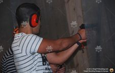 King of Shooting - Riga Shooting Range - Training