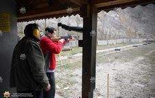King of shooting - Sofia shooting range - AK-47 is in da house