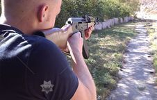 King of shooting - Sofia shooting range - Let's do some shooting!