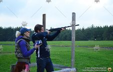 King of shooting - Tallinn Clay Pigeon - Have fun with us!