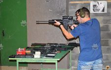 King of shooting - Tallinn shooting range - Shoot!