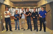 King of shooting - Tallinn shooting range - Shooting army!