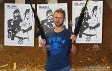 King of shooting - Tallinn shooting range - The more, the better!