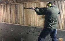 Shooting the Dragunov